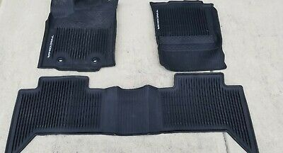2013 Toyota Tacoma All Weather Floor Mats Floor Perfect