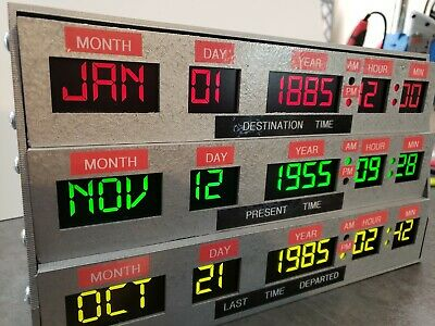 Back To The Future Inspired Time Circuit
