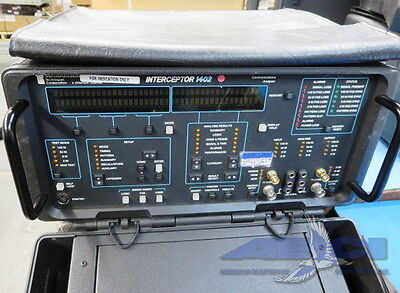 Dynatech TTC Interceptor 1402 PCM Communication Protocol Analyzer