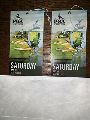 PGA Championship tickets - 2 grounds for Saturday - SOLD OUT
