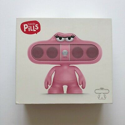 Beats By Dre Beats Pills Pink Stand with Box Stand Only