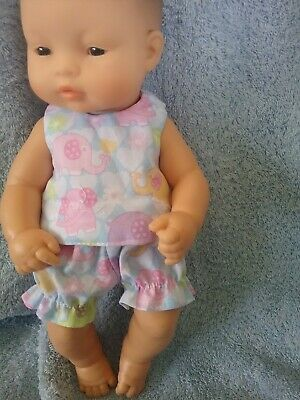 Miniland Doll clothes  For 32cm Doll and Baby Alive