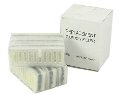 36 Total 6 Replacement Carbon Filter For Smokeless Ashtray