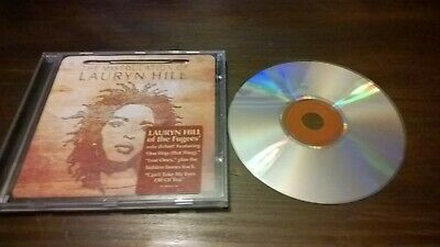 CD Album The Miseducation of Lauryn Hill