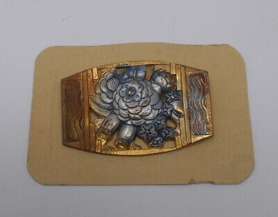 0392c644874 Superbe broche ancienne - 1930 s - Art Déco - Made in France - Old Brooch