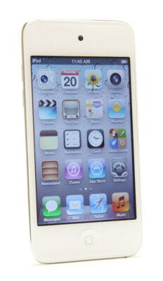 Apple iPod Touch 4th Generation 8GB  - White GOOD CONDITION & WARRANTY BARGAIN