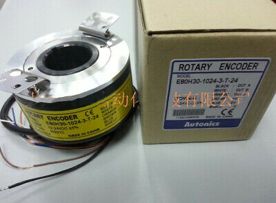 1pcs new Autonics encoder E80H30-1024-3-T-24