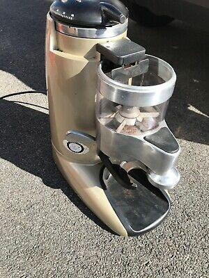 Incomplete But Working Compak K6 Champagne Coffee Grinder (ourref shd)