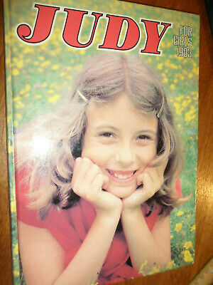 Judy for Girls 1983 (Annual), D C Thomson, Good Condition Book, ISBN pub 1982