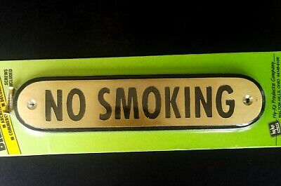 Solid Brass Black Infill Beware of the dog Public Notice Plate Lge Warning Sign