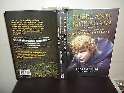 (Tolkien) Sean Astin: There And Back Again (1/1) Hb Dw Lord Of The Rings, Hobbit