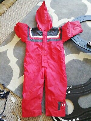 Boys Girls Summer Thin Puddle Suit Age 18-24 Months Mothercare