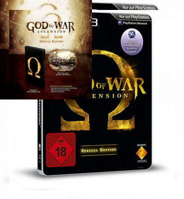 Steelbook God of War : Ascension - special edition [import allemand]