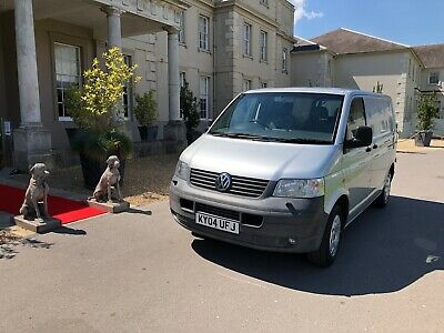 VW Transporter T30 2.5l TDI (130PS) SWB – ideal day van or camper – No VAT
