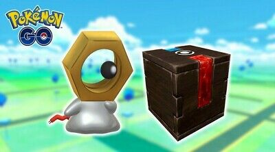 Pokemon Go Meltan Mystery Box (chance for shinies on specific dates)