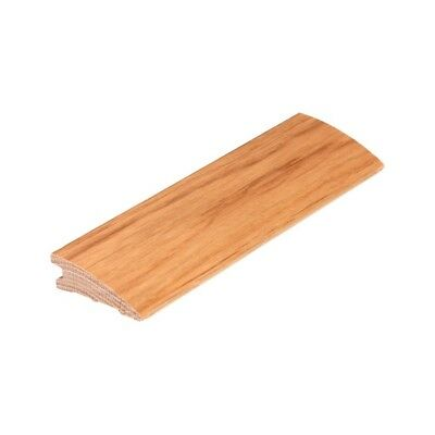 FLEXCO Natural Spice Red Oak Reducer 2.25in x 78in Good Condition
