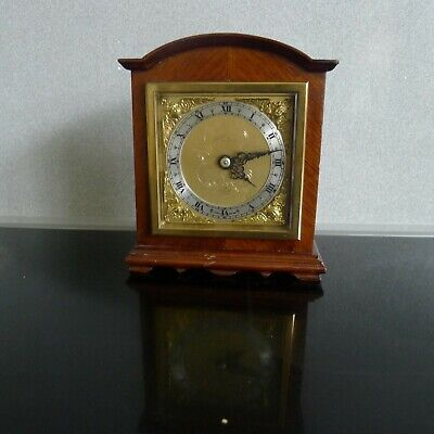 Elliott Mantel/Bracket Clock By Beards Of Cheltenham