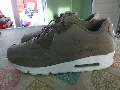 outlet store 1e7e8 a6108 nike air max 90 essential trainers in colour dark sand,size 10,rrp £
