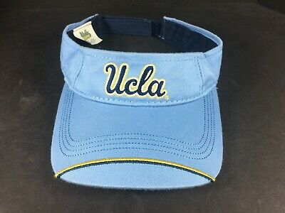 save off 18545 6cb42 UCLA Bruins NCAA SUPER AWESOME Bearwear Visor Cap Hat!