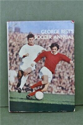 George Best's Soccer Annual No 1 First Edition Published By Pelham London 1968