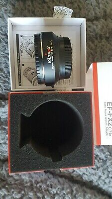 Viltrox EF-FX2 AF Lens Adapter For Canon EF/EF-S Lens to Fuji FX X Mount Camera