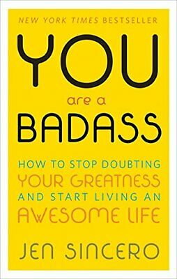 YOU are a BADASS by Jen Sincero (eBooks, 2013)
