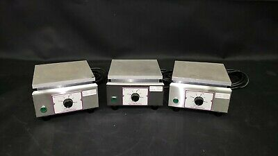 """Thermolyne Barnstead Type 1900 Hot Plate 6"""" X 6"""" 750 Watts - CLEAN TESTED"""
