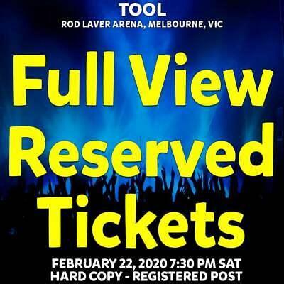 Rob Thomas - Chip Tooth Tour | Melbourne | Floor Reserved Tickets Nov 19 Tue