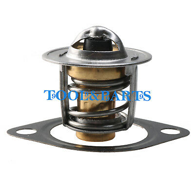 New Thermostat & Gasket 180°F for Kubota D640