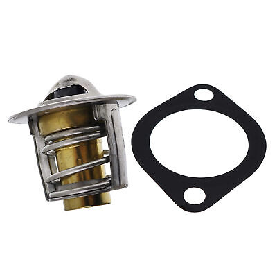 New Thermostat & Gasket 180°F for Kubota D600