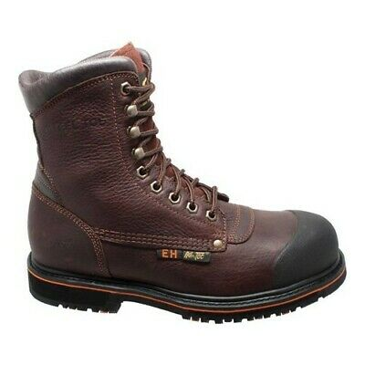 1312W Mens Steel Toe Redwood Boot Size 10W