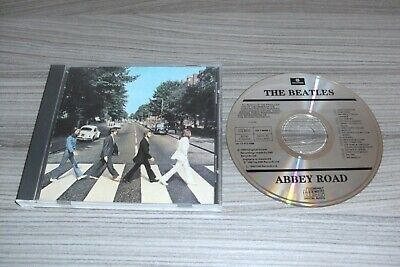 The Beatles - Abbey Road. Digitally Remastered Cd Album 1987 Cdp 7 46446 2.