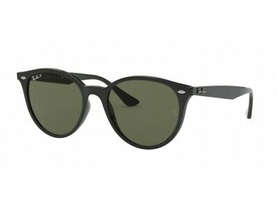 fc225005fc AUTHENTIC RAYBAN Rb 4234 601 9A Black Green Polarized Lens 58Mm ...