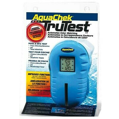 AQUACHEK TRUTEST Lector Digital de Tiras Analiticas Para Piscina y SPA