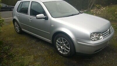 VW Golf Mk4 GTi 150BHP 2003 - Full History 2 owners