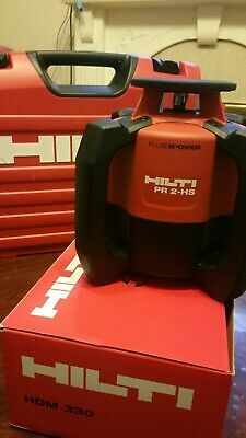 HILTI LASER LEVEL PR 2 HS Body only.