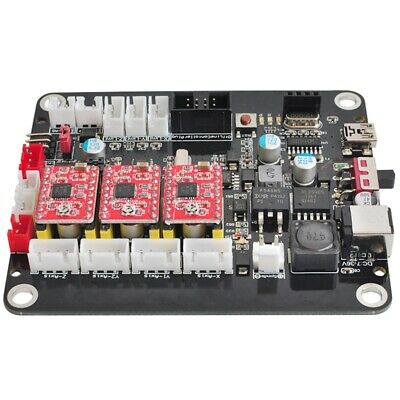3 Axis Cnc Controller Grbl Control Double Y Axis Usb Driver Board Controlle Y4R3