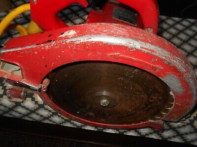 Wolf Sapphire Circular Saw - 110 Volt - Model 6089 - Working Condition.