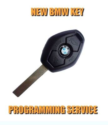 Bmw X3 E83 2003 - 2010 New Key And Programming Included