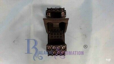 Tyco Schrack Pt78704 Relay Socket 14 Pin 12 Amp 300V
