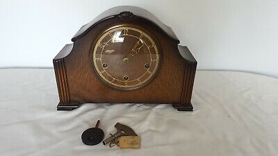 Smith enfiield Mantle Clock