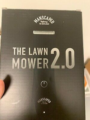 Lawn Mower 2.0 Manscaped Rechargable Electric Hair Trimmer Manscaping Waterproof