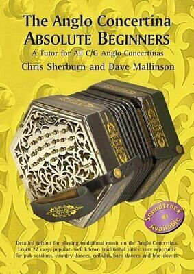 The Anglo Concertina Absolute Beginners Book