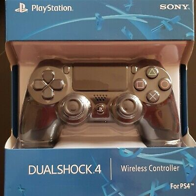 Controller Ps4 Dualshock 4 Nero Playstation 4 Nuovo Sony