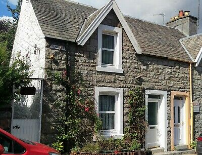 w/c 6th July Scottish Cottage Holiday - Dumfries & Galloway - New Galloway