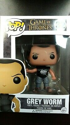 Funko POP! Television: Game of Thrones - Grey Worm #32 Vaulted
