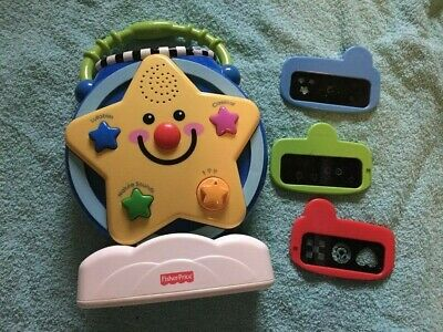 Fisher Price Select A Show Soother Musical Projector