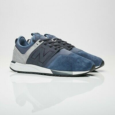 NEW BALANCE MEN'S MRL247DS Lifestyle Shoe Grey & Gum Brand