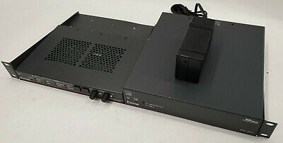 Genuine Extron Xtp Sr Hdmi Scaling Receiver & Xpa 2001 Amplifier Warranty