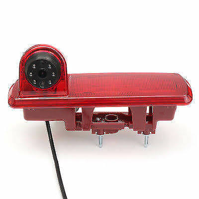 Brake Light Reverse Rear View Camera For Vauxhall/Opel Vivaro Renault Trafic..